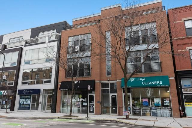 1872 N Damen Avenue 3S, Chicago, IL 60647 (MLS #10668831) :: Property Consultants Realty