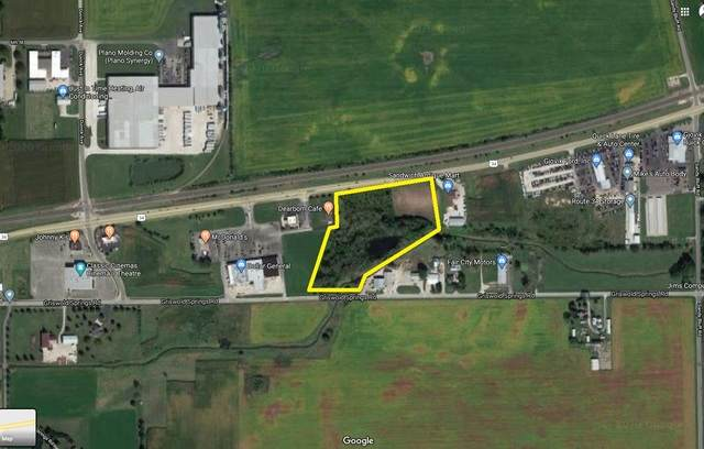 8.82 AC Rt. 34 Highway, Sandwich, IL 60548 (MLS #10668939) :: Suburban Life Realty