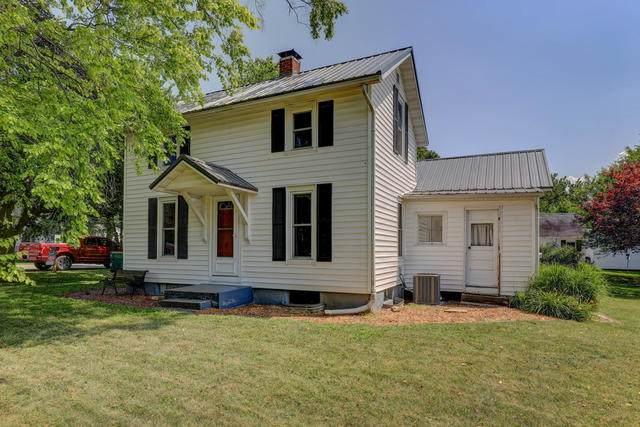 201 S Jackson Street, PHILO, IL 61864 (MLS #10668948) :: Ryan Dallas Real Estate