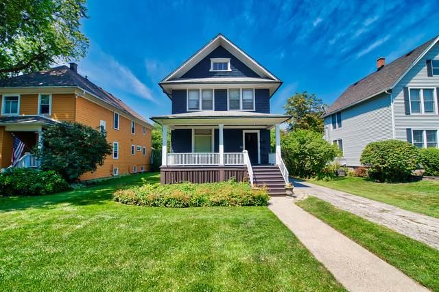 813 Belleforte Avenue, Oak Park, IL 60302 (MLS #10668950) :: John Lyons Real Estate