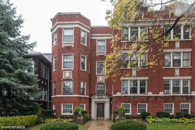 121 Washington Boulevard #1, Oak Park, IL 60302 (MLS #10669051) :: Helen Oliveri Real Estate
