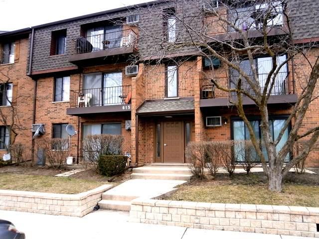 615 N Briar Hill Lane #5, Addison, IL 60101 (MLS #10669177) :: John Lyons Real Estate