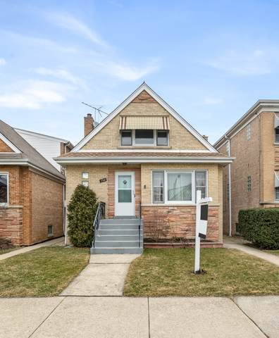 5541 N Major Avenue, Chicago, IL 60630 (MLS #10669182) :: Property Consultants Realty