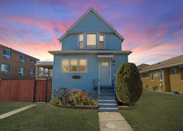 1406 N 19th Avenue, Melrose Park, IL 60160 (MLS #10669329) :: Jacqui Miller Homes