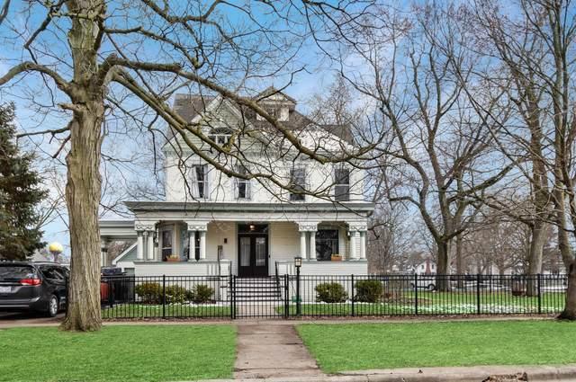 139 S Elm Street, Paxton, IL 60957 (MLS #10669361) :: Ryan Dallas Real Estate