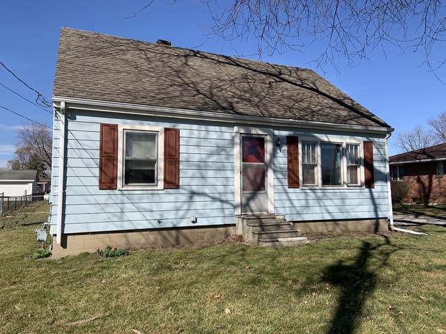 1506 E Hickory Street, Streator, IL 61364 (MLS #10669418) :: BN Homes Group