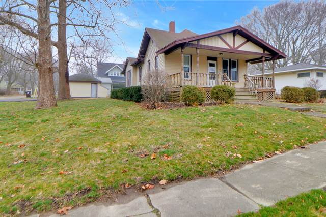 616 S Park Street, MONTICELLO, IL 61856 (MLS #10669447) :: Littlefield Group