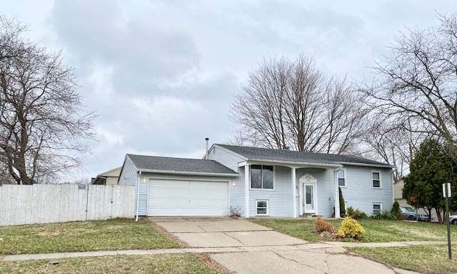 2102 E Vermont Avenue, Urbana, IL 61802 (MLS #10669503) :: Helen Oliveri Real Estate