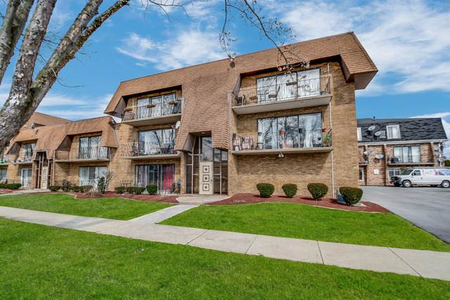 7002 99th Street #206, Chicago Ridge, IL 60415 (MLS #10669511) :: Property Consultants Realty