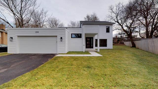 244 Westmoreland Drive, Wilmette, IL 60091 (MLS #10669536) :: Jacqui Miller Homes