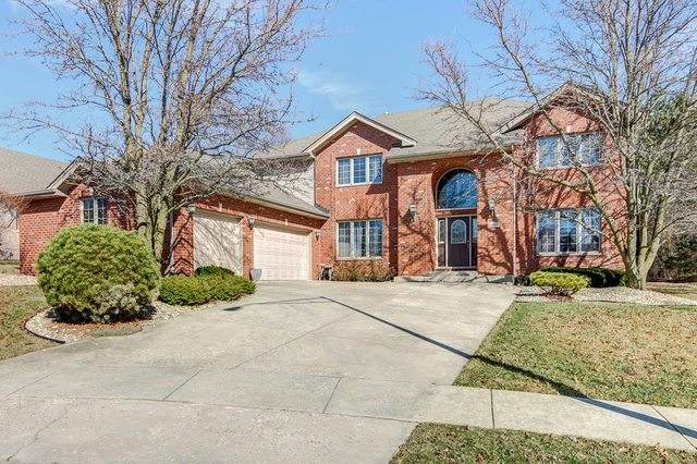 17609 Kelsey Lane, Orland Park, IL 60467 (MLS #10669648) :: Century 21 Affiliated