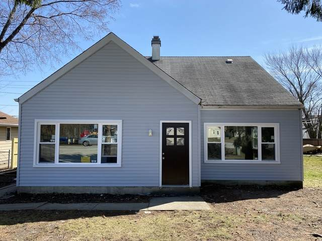 10107 W Plainfield Road, Countryside, IL 60525 (MLS #10669841) :: The Mattz Mega Group