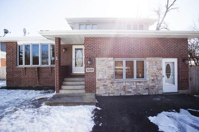 5209 147th Street, Oak Forest, IL 60452 (MLS #10670071) :: Century 21 Affiliated