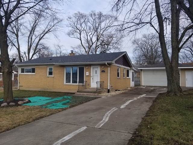 22421 Richton Square Road, Richton Park, IL 60471 (MLS #10670084) :: Property Consultants Realty
