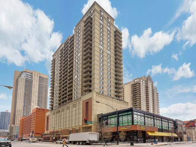 630 N State Street #1510, Chicago, IL 60654 (MLS #10670149) :: Property Consultants Realty