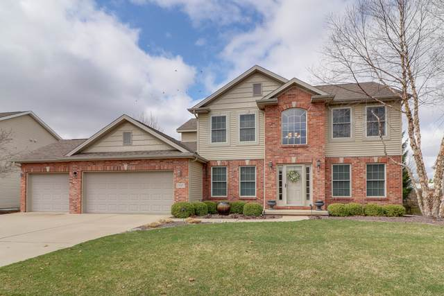 1707 Fraser Drive, Normal, IL 61761 (MLS #10670262) :: Janet Jurich