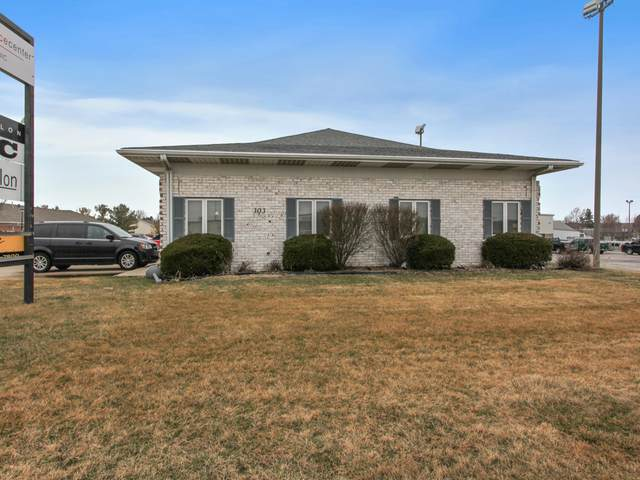 303 Landmark Drive, Normal, IL 61761 (MLS #10670349) :: Janet Jurich