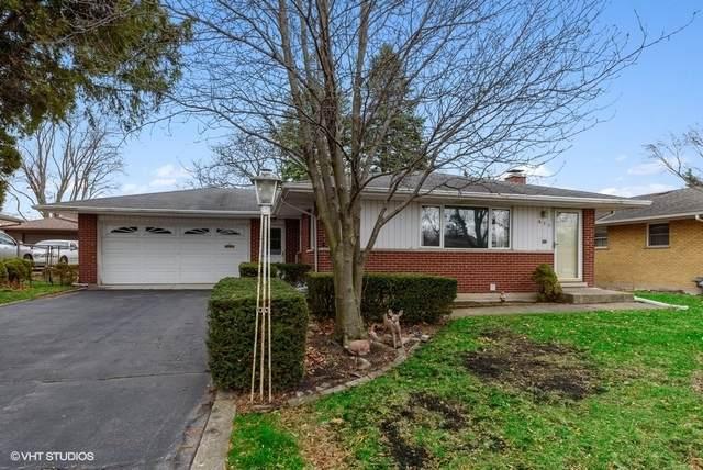 671 Clayton Lane, Des Plaines, IL 60016 (MLS #10670467) :: Helen Oliveri Real Estate