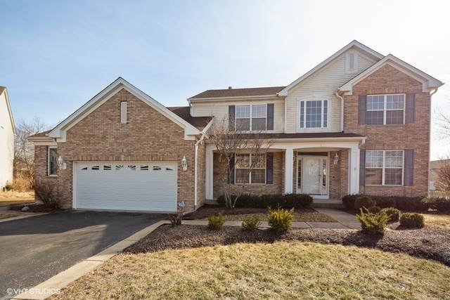 1 Queensbury Court, Algonquin, IL 60102 (MLS #10670518) :: John Lyons Real Estate