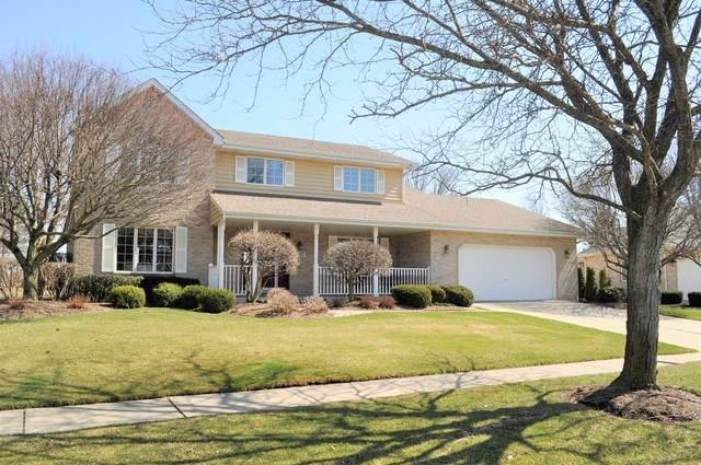 137 Grant Avenue, Frankfort, IL 60423 (MLS #10670538) :: Century 21 Affiliated