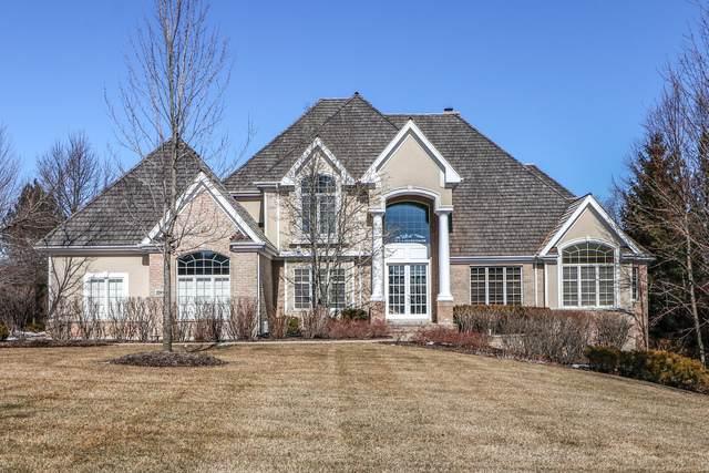 20918 W High Ridge Drive, Kildeer, IL 60047 (MLS #10670671) :: Helen Oliveri Real Estate