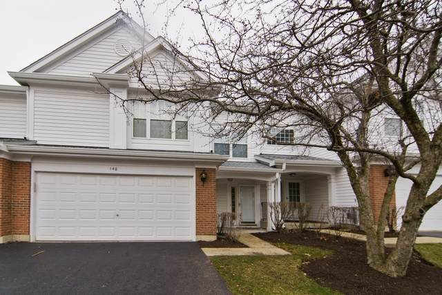 148 Crescent Lane, Schaumburg, IL 60193 (MLS #10670686) :: Property Consultants Realty