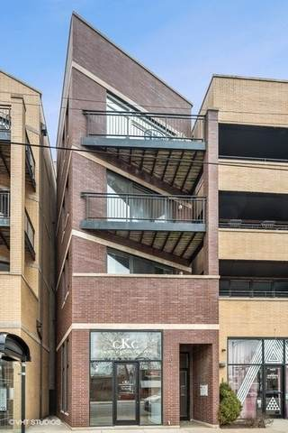 2804 W Chicago Avenue #4, Chicago, IL 60622 (MLS #10670689) :: Property Consultants Realty