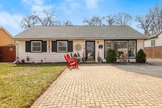 551 E Palatine Road, Palatine, IL 60074 (MLS #10670808) :: Jacqui Miller Homes