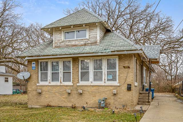 331 Calumet Boulevard, Harvey, IL 60426 (MLS #10670841) :: Helen Oliveri Real Estate