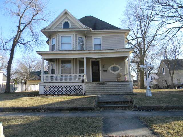 316 W Lincoln Street, Pontiac, IL 61764 (MLS #10670917) :: The Wexler Group at Keller Williams Preferred Realty