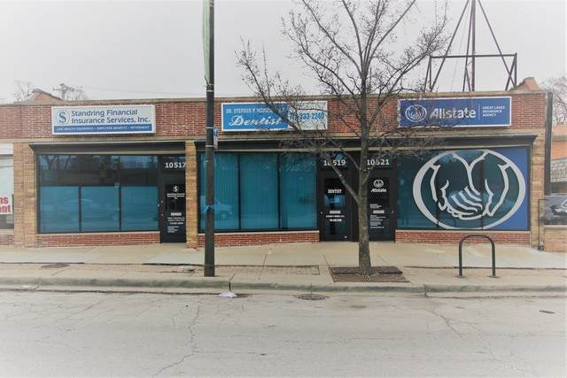 10517-21 Western Avenue, Chicago, IL 60643 (MLS #10671197) :: The Wexler Group at Keller Williams Preferred Realty