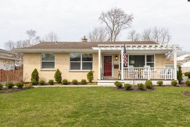 718 Phillippa Street, Hinsdale, IL 60521 (MLS #10671256) :: Ryan Dallas Real Estate
