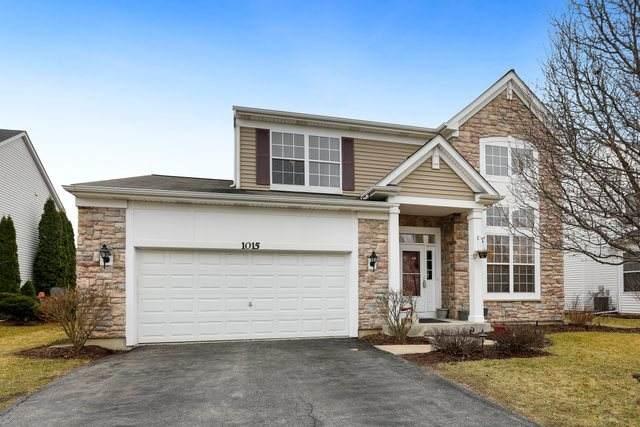 1015 Vertin Boulevard, Shorewood, IL 60404 (MLS #10671340) :: Suburban Life Realty