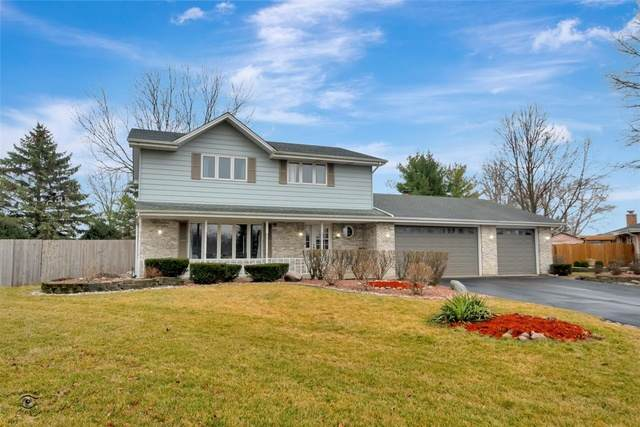 3707 Vail Court, New Lenox, IL 60451 (MLS #10671410) :: The Wexler Group at Keller Williams Preferred Realty