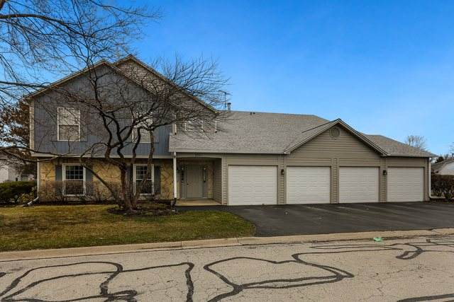 2321 Worthing Drive 202C, Naperville, IL 60565 (MLS #10671435) :: Property Consultants Realty