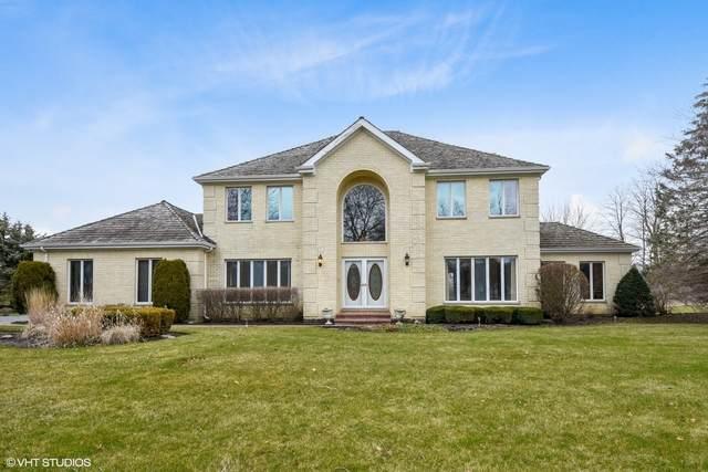 5 Mcglashen Drive, South Barrington, IL 60010 (MLS #10671484) :: Helen Oliveri Real Estate