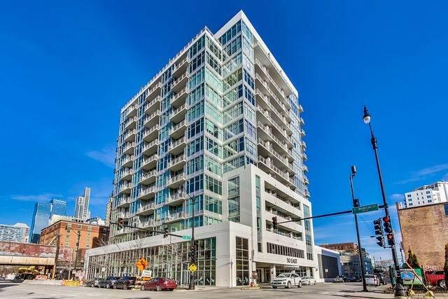 50 E 16th Street #1213, Chicago, IL 60616 (MLS #10671523) :: The Mattz Mega Group