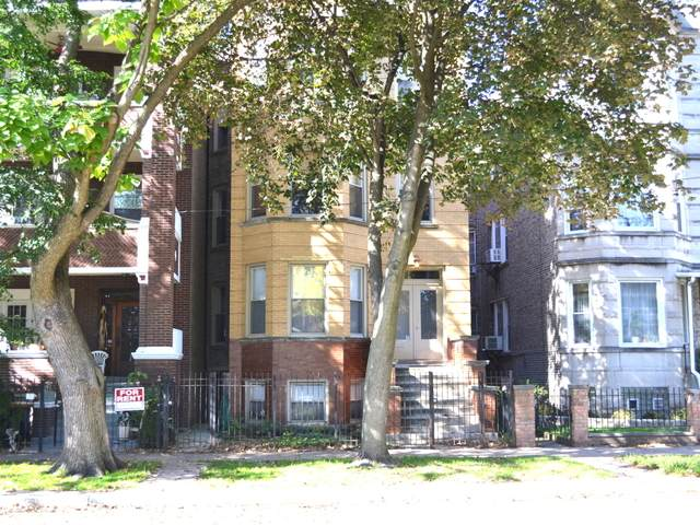 2626 N Sawyer Avenue G, Chicago, IL 60647 (MLS #10671683) :: Touchstone Group