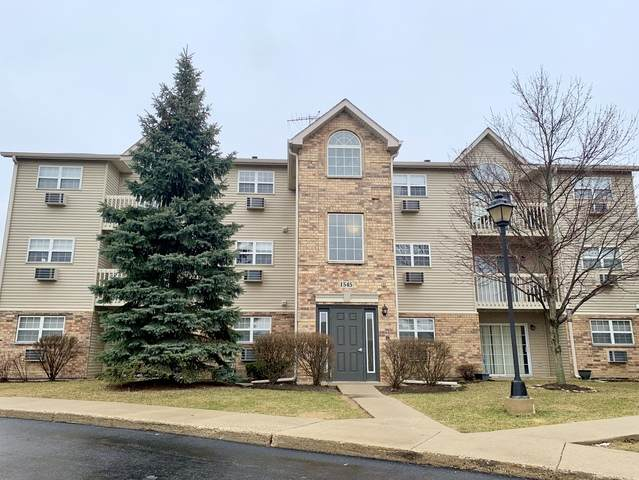 1545 W Crystal Rock Court 2A, Round Lake Beach, IL 60073 (MLS #10671781) :: The Wexler Group at Keller Williams Preferred Realty