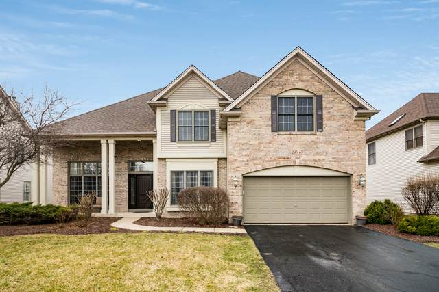 24943 Heritage Oaks Drive, Plainfield, IL 60585 (MLS #10671847) :: The Wexler Group at Keller Williams Preferred Realty