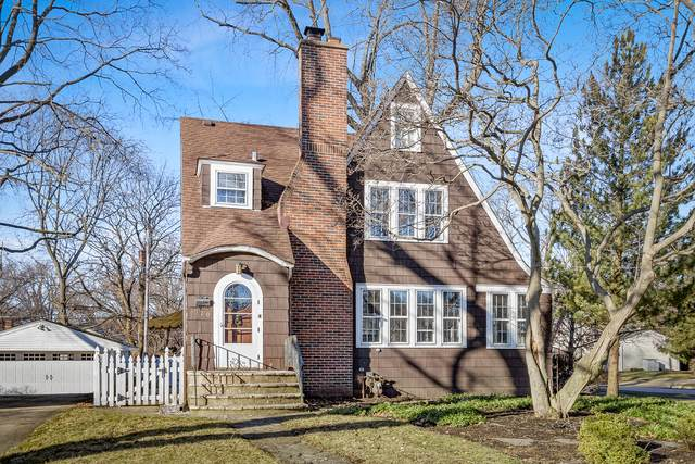 520 S Knollwood Drive, Wheaton, IL 60187 (MLS #10671863) :: Century 21 Affiliated