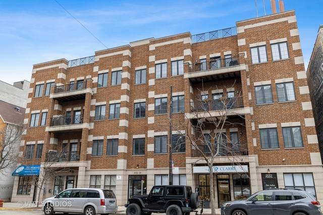 2130 W Belmont Avenue 4D, Chicago, IL 60618 (MLS #10671950) :: Angela Walker Homes Real Estate Group