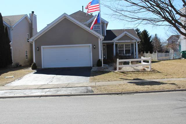 2201 Riverside Drive, Plainfield, IL 60586 (MLS #10671975) :: Property Consultants Realty