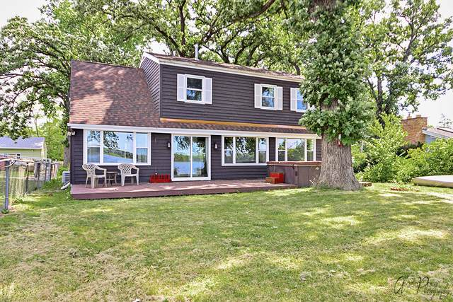 819 W Northeast Shore Drive, Mchenry, IL 60051 (MLS #10672001) :: Suburban Life Realty