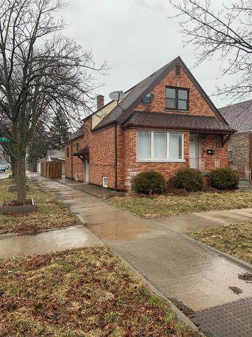 4158 W 57th Place, Chicago, IL 60629 (MLS #10672158) :: John Lyons Real Estate