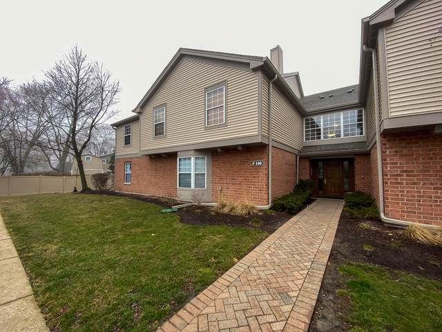 130 Crest Wood Court #3, Schaumburg, IL 60195 (MLS #10672164) :: Angela Walker Homes Real Estate Group