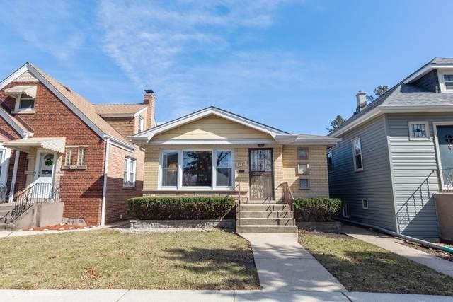 3639 N Nordica Avenue, Chicago, IL 60634 (MLS #10672184) :: The Mattz Mega Group