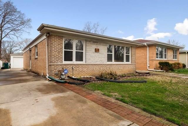 323 Leclaire Avenue, Wilmette, IL 60091 (MLS #10672244) :: Helen Oliveri Real Estate
