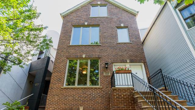1525 W Barry Avenue 2F, Chicago, IL 60657 (MLS #10672274) :: BN Homes Group