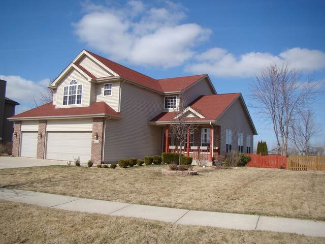16331 Celtic Circle, Manhattan, IL 60442 (MLS #10672353) :: The Wexler Group at Keller Williams Preferred Realty